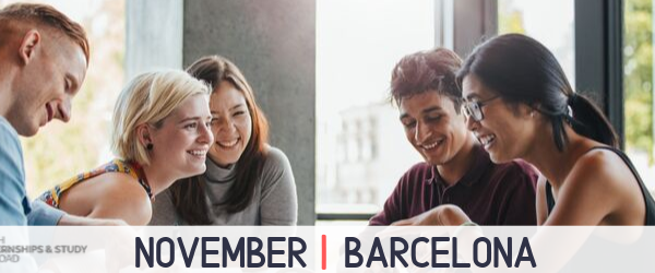 Tech Internships Barcelona November
