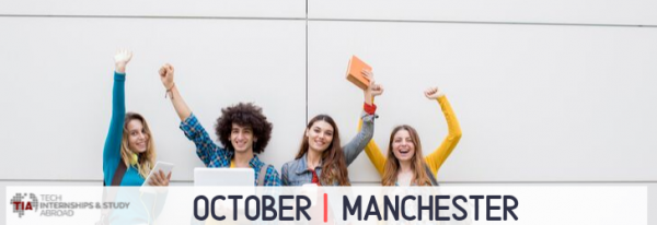 Tech Internships Manchester October