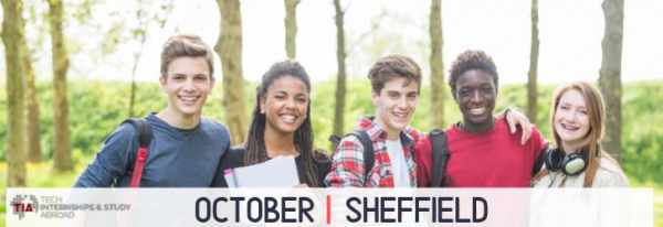Tech Internships Sheffield October